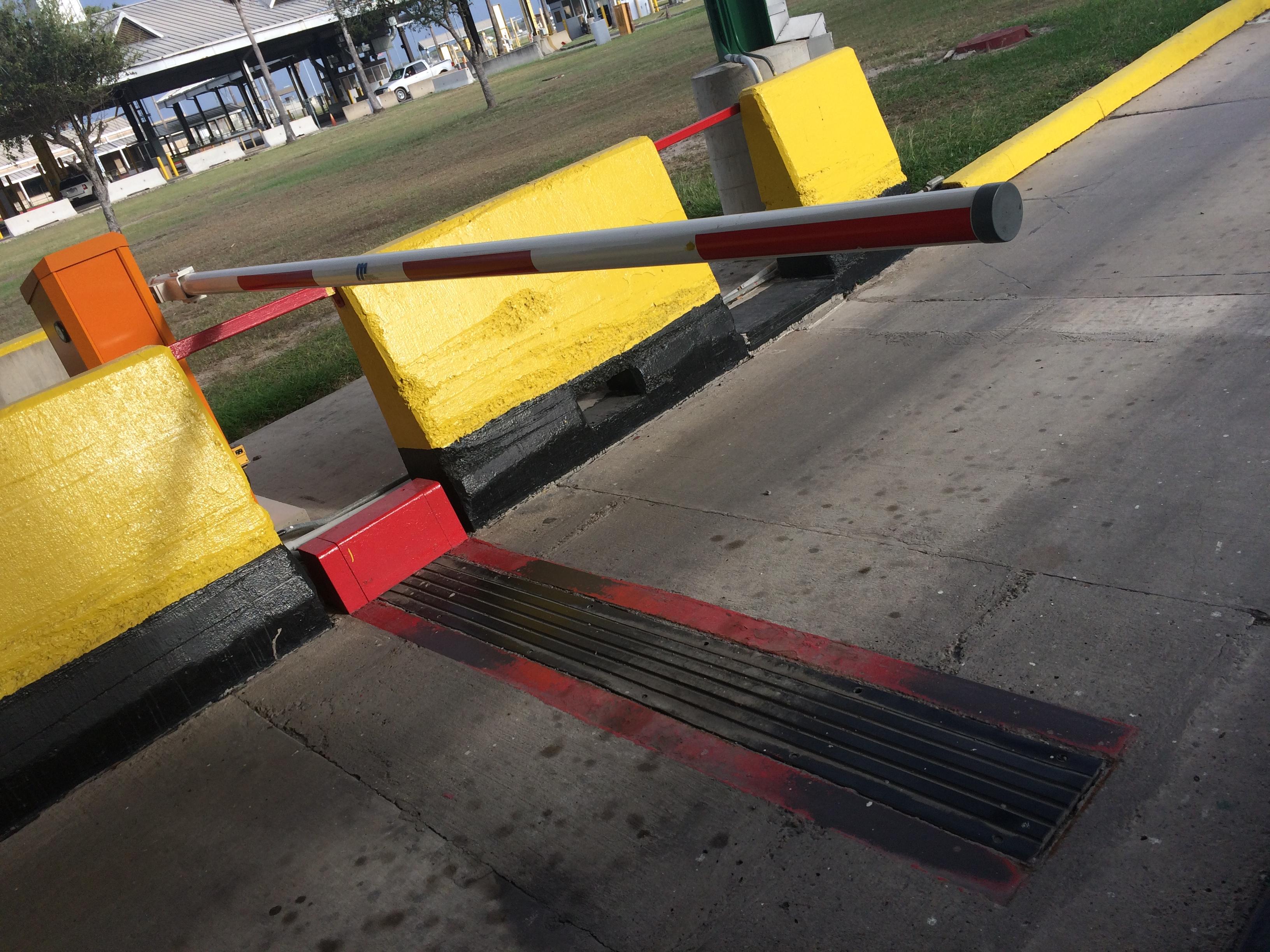Treadle Gate Arm
